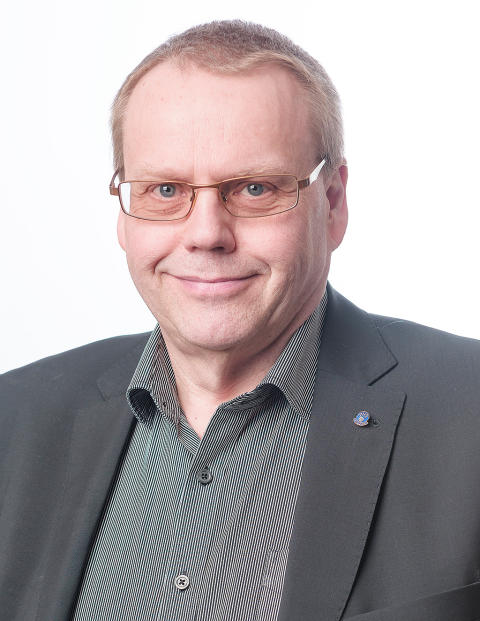 Christer Folkesson, generalsekreterare MHF-Ungdom & regionordförande MHF Öst