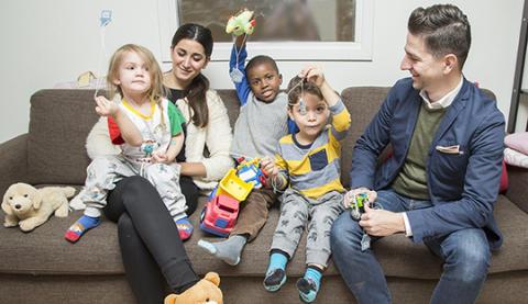 Svenska Bostäder besöker lokalhyresgästerna