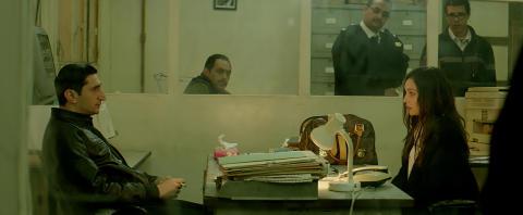 Fares Fares och Hania Amar i 'The Nile Hilton Incident'