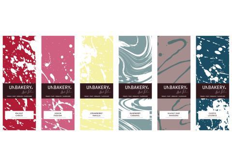 Unbakery - Identitet och varumärkesutveckling för ett svenskt, veganskt bageri