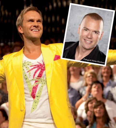 Andreas Lundstedt gästar Gabriel Forss och kören Du kan sjunga gospel