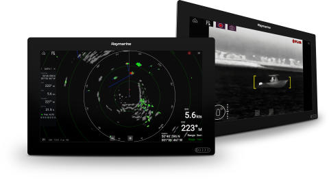High res image - Raymarine - Axiom XL