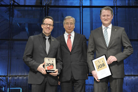 TOP JOB Preisverleihung 2012