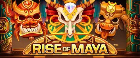 Rise of Maya Slot by NetEnt