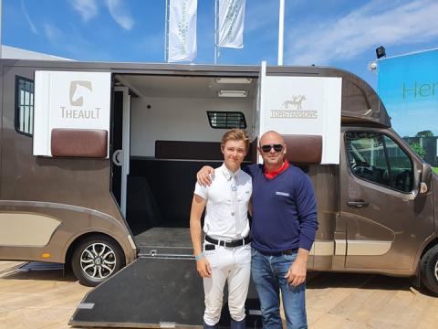 Stort grattis Joel Torstensson till tredje platsen i  Torstenson Ungdoms Grand Prix