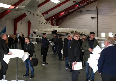 Flyteknikeruddannelsens grundforløb nu også i Aalborg