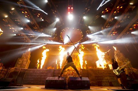 Iron Maiden till Sweden Rock Festival!