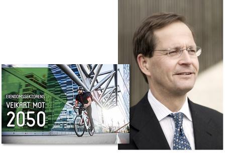 Anthon B Nilsen tilslutter seg de 10 strakstiltakene i Eiendomssektorens veikart mot 2050