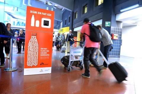 Swedavias resenärer skänker miljonbelopp till utsatta människor