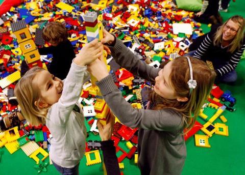 Opplev en ny LEGO-verden i København