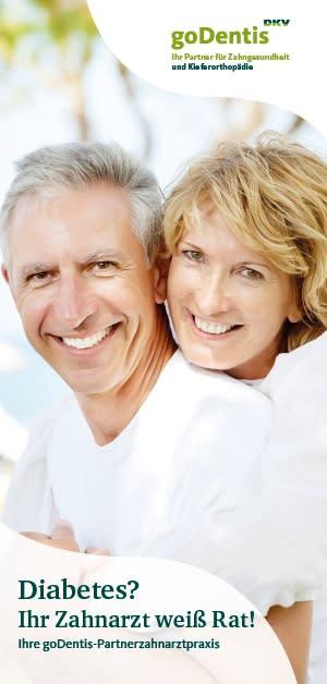 Diabetiker über Zahngesundheit informieren