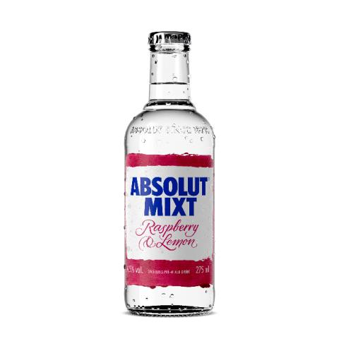 Absolut Mixt Raspberry Lemon