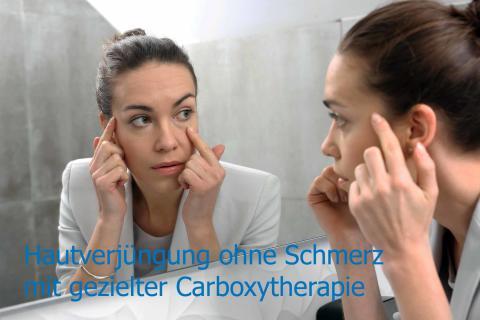 Hautverjüngung ohne Schmerz mit gezielter Carboxytherapie