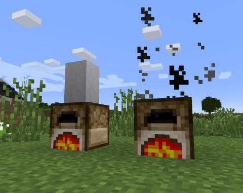 Miljöhänsyn även i Minecraft