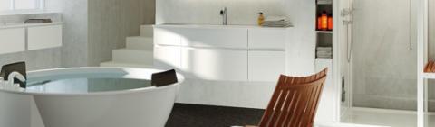 Svedbergs Round 160 – badkar med plats för hela familjen