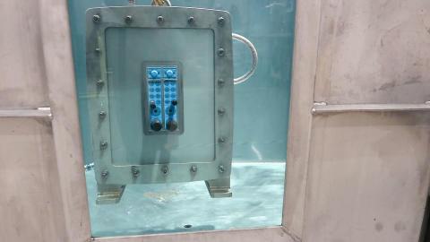 Roxtec IP test_vand_vandindtræningstest