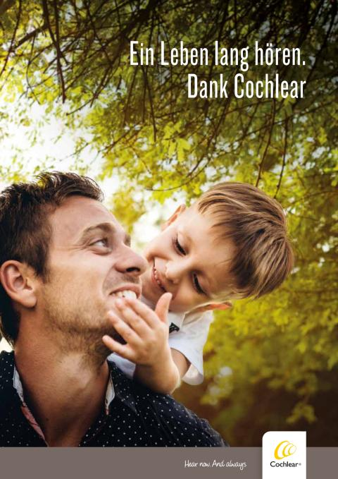 Cochlear™ Unternehmensbroschüre