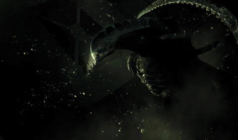 Alien RPG Xenomorph