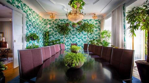 The Jungle - för grönare skänare möten