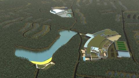 £250 million Center Parcs Village on track for spring 2014 opening