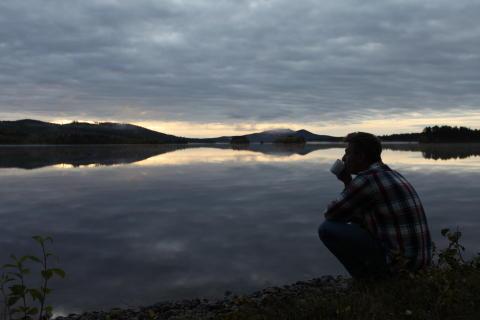TV-kocken Tareq Taylor återvänder till Swedish Lapland