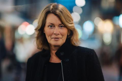 Marianne Lundgren-Précenth, Marknadschef