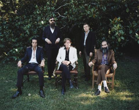 Nick Cave & The Bad Seeds to play NorthSide