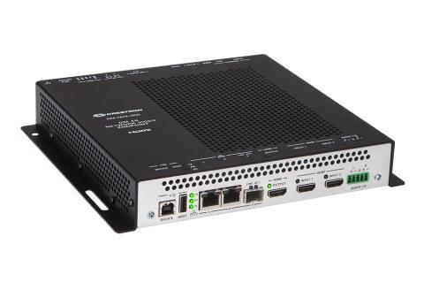 NVX – Världens första 4K60 4:4:4 HDR10-lösning som kan överföras via 1 Gb ethernet, utan synlig fördröjning!