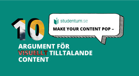 Make your content POP!