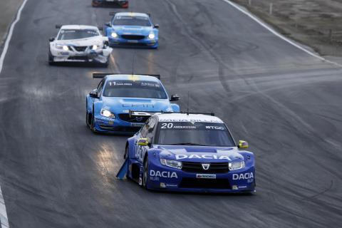 Farten var bättre än resultat - Mattias Andersson sexa och sjua i STCC