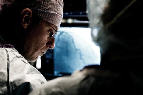 Hjärtsjukvården på Danderyds sjukhus är bäst i Sverige