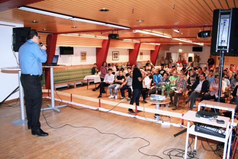 Integrationsdag i Grums kommun