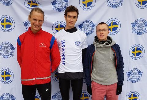 Student-SM i löpning 2016