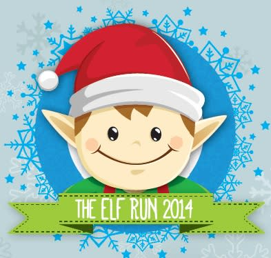 Family Elf Run at Intu Metrocentre, Gateshead and Intu Eldon Square, Newcastle