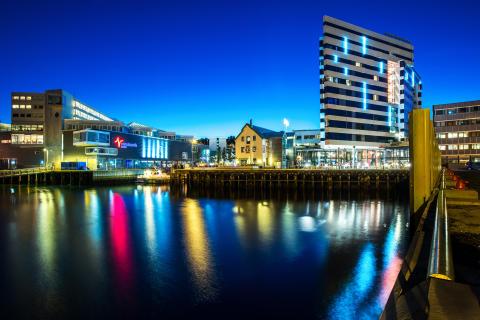 Clarion Hotel® med fem hoteller på TripAdvisors Topp 25-liste i Norge