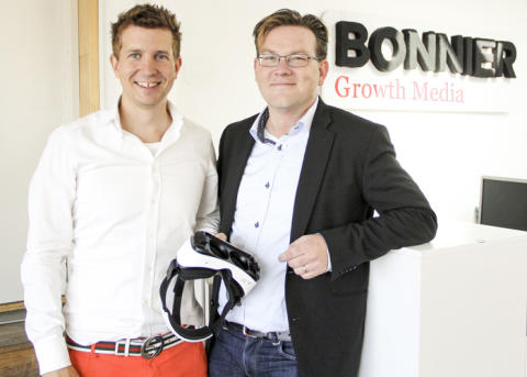 Bonnier Growth Media Invests in Virtual Reality play studio Resolution Games
