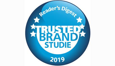 """Reader's Digest Trusted Brands Studie 2019: """"Spitzen-Positionen ändern sich eher langfristig"""""""