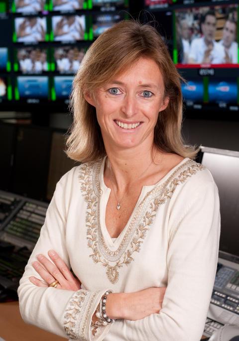 Géraldine Filiol ny internationell kommunikationschef