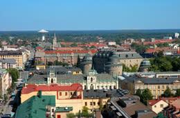 Minskat antal anmälda brott i Örebro