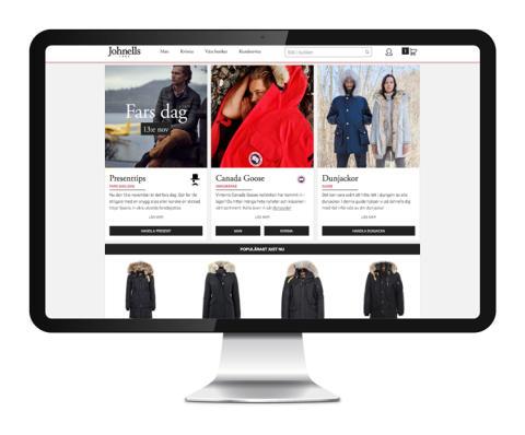 Nytt samarbete mellan Jetshop och Nosto möjliggör 1:1 personalisering för Jetshops kunder