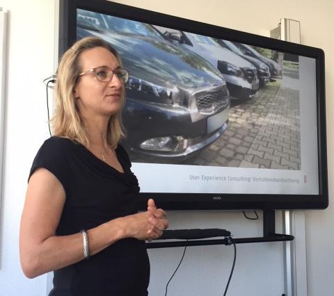 HdWM: Marktforschung aus der Praxis – Anna Lewandowski vom Spiegel Institut Mannheim zu Gast an Management-Hochschule