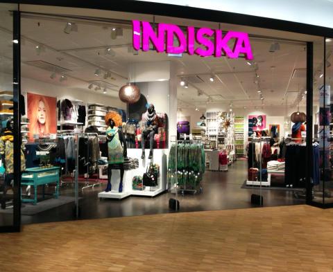 INDISKA öppnar i Emporia