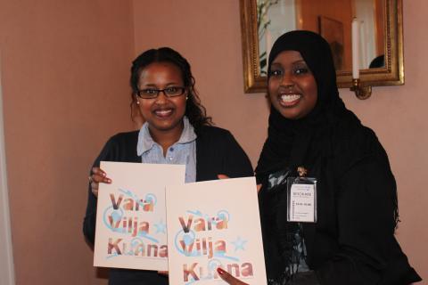 Inspirerande förebilder för unga svensksomalier uppmärksammas