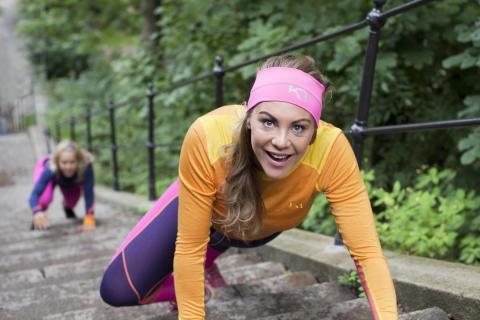 Hälsa, livskvalité och välmående i fokus för Emma Igelströms träningshelg med Countryside Living