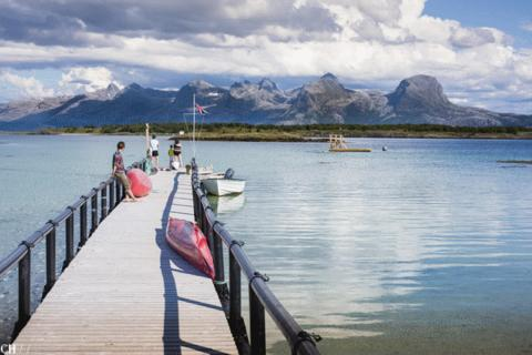 Vakre Helgeland