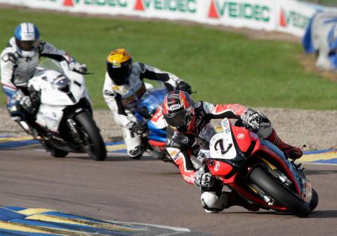Fortsatt satsning på Pro Superbike från motorcykelbranschen och STCC