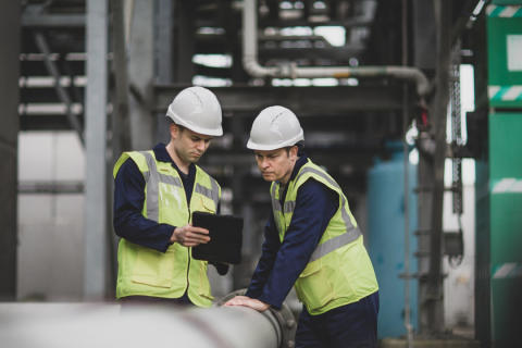 SSG bjuder in till nytt nätverk inom industriell IT och automation