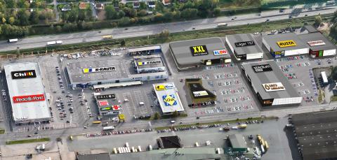 Handelsplats Solåsen, Jönköping