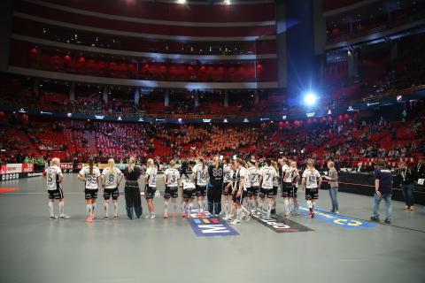 Damfinalen i Globen 2017