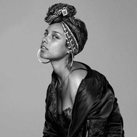 """Alicia Keys släpper nya singeln """"In Common"""" idag"""